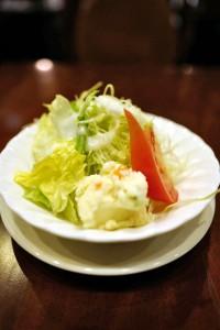 lv salade