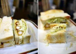 豊富なサンドイッチが自慢「コンパル メイチカ店 」