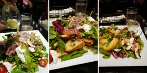 pb salad