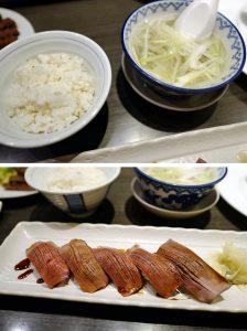 仙台にて牛たん、塩釜に来て寿司