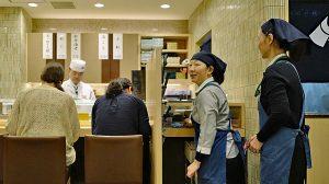 東京の朝の漬け丼、仙台の昼の牛たん