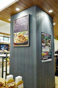東京駅の生のパッタイ、仙台利久の盛岡冷麺